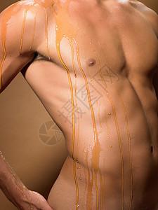 男人的躯干图片