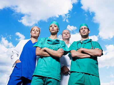 医疗队画像图片