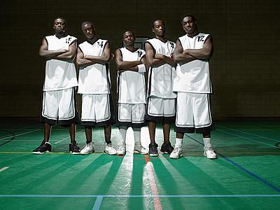 篮球队图片