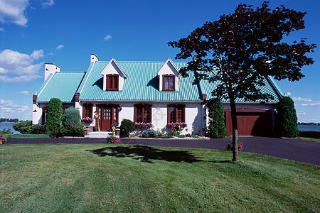 美丽的别墅图片