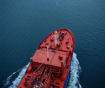 货船甲板图片