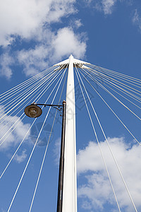 伦敦亨格福德大桥详图图片