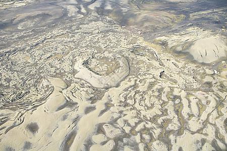 拉卡吉加火山裂缝图片