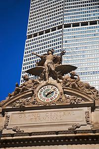 纽约中央车站总站图片