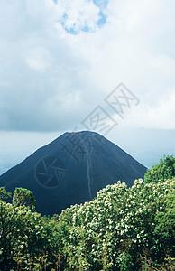 萨尔瓦多伊扎尔科火山图片