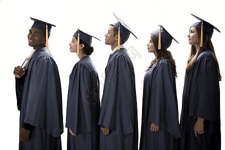毕业生图片