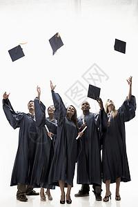 毕业生扔迫击炮图片