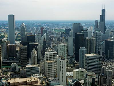 芝加哥摩天大楼图片