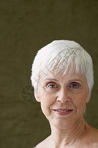 老年妇女画像图片