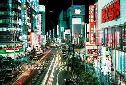 东京街图片