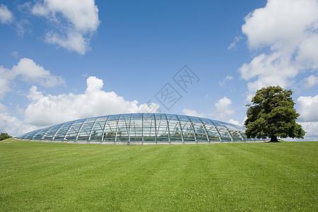 威尔士国家植物园图片