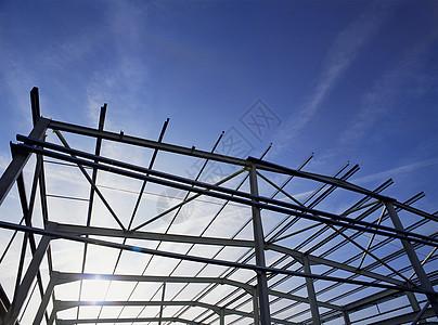 建筑框架图片