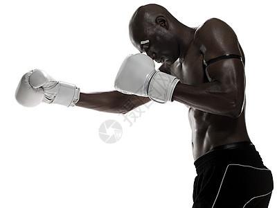 男子拳击图片