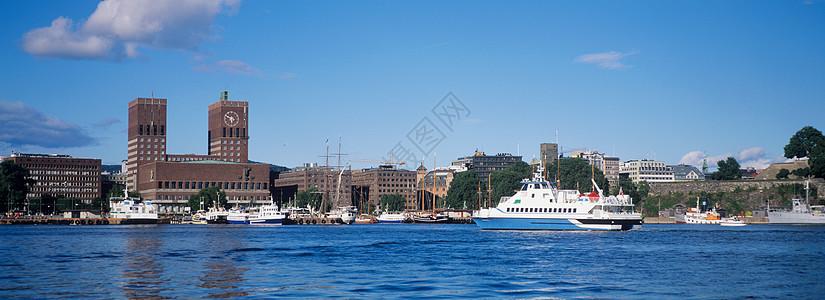 奥斯陆港图片