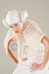 白羊座女性星座形象图片