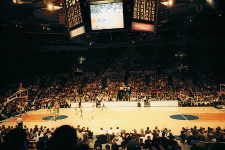 麦迪逊广场花园篮球赛图片