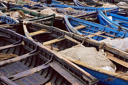 阿加迪尔的渔船图片