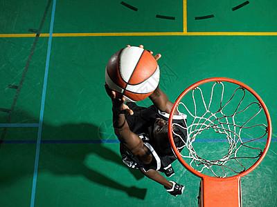 篮球运动员得分图片