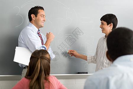 课堂教学图片