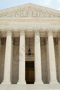 华盛顿特区美国最高法院大楼图片