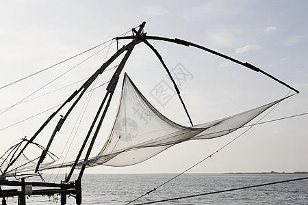 科钦堡渔网图片