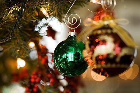 圣诞饰品图片