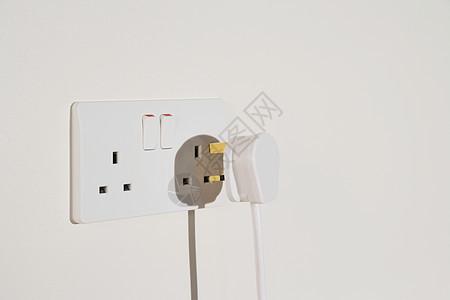 电气插座和插头图片