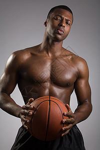 篮球运动员的肖像图片