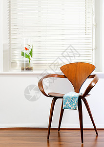 一把木椅图片