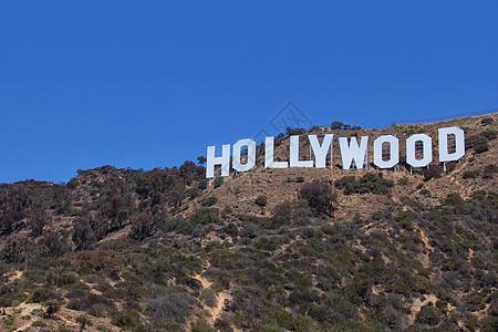 好莱坞标志图片