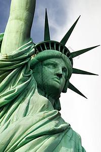 纽约自由女神像图片