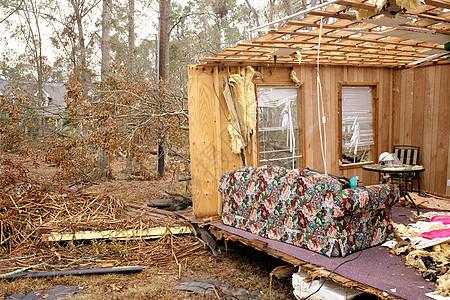 美国硫磺卡特里娜飓风过后图片