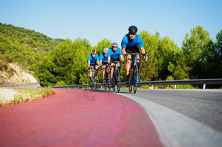 自行车赛图片