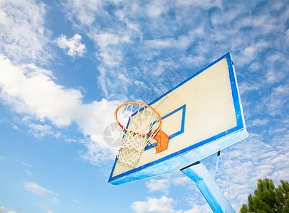 篮球网图片