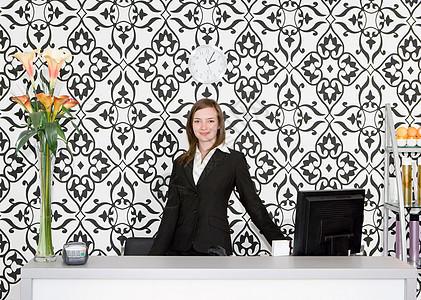 女性企业家图片