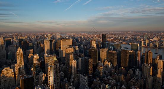 美国纽约曼哈顿帝国大厦图片