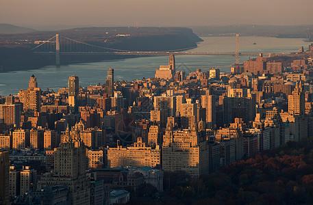 美国纽约曼哈顿洛克菲勒中心图片