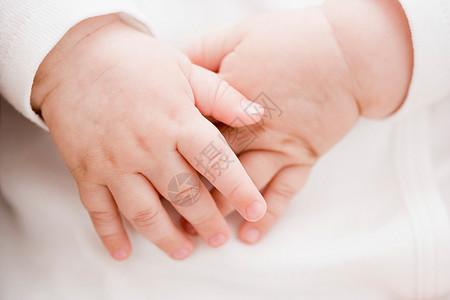 婴儿手图片