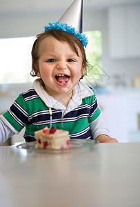 宝宝一岁生日图片