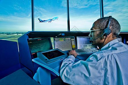 机场控制塔图片