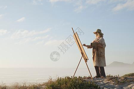 成熟女性绘画图片