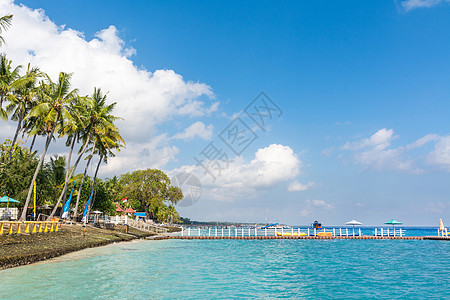 巴厘岛自然风光图片