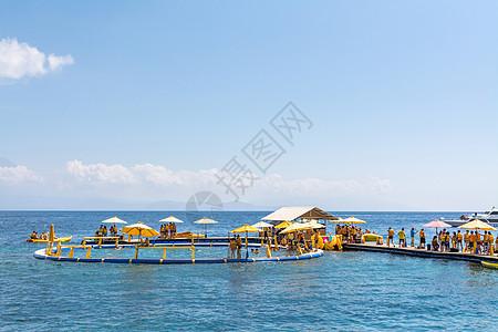 巴厘岛潜水基地图片