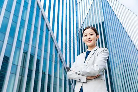 女性成功商务人士图片