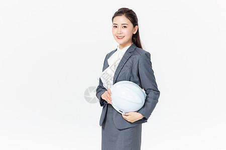 女性建筑设计师职业形象图片