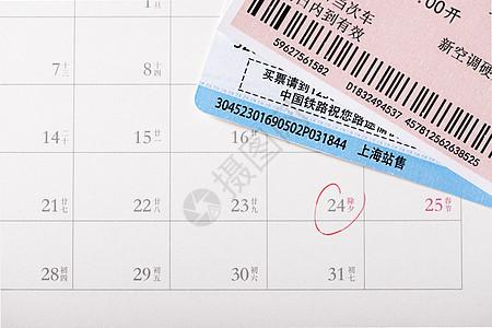 2020春运火车票图片