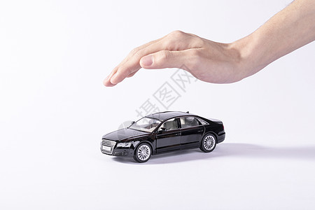 汽车保险概念图图片