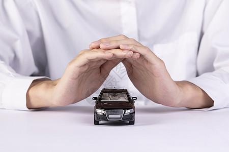 汽车保险保护您的车图片