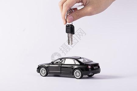 买车租车取车图片