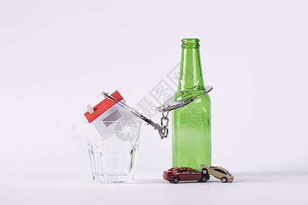 酒驾车祸图片